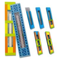 Build Your Own Lego-Like Mezuzah Case